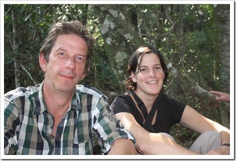 Chris en Griet